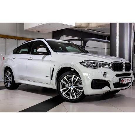 2017 Used BMW X6 35i M-Sport